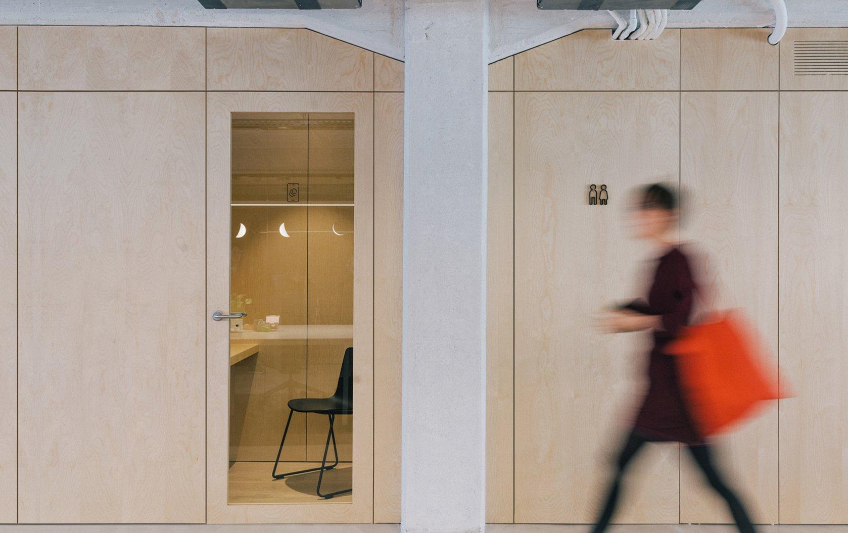 Cloudworks Sant Joan consigue mediante una combinación de espacios generar nuevas interacciones entre los usuarios y el espacio de trabajo.