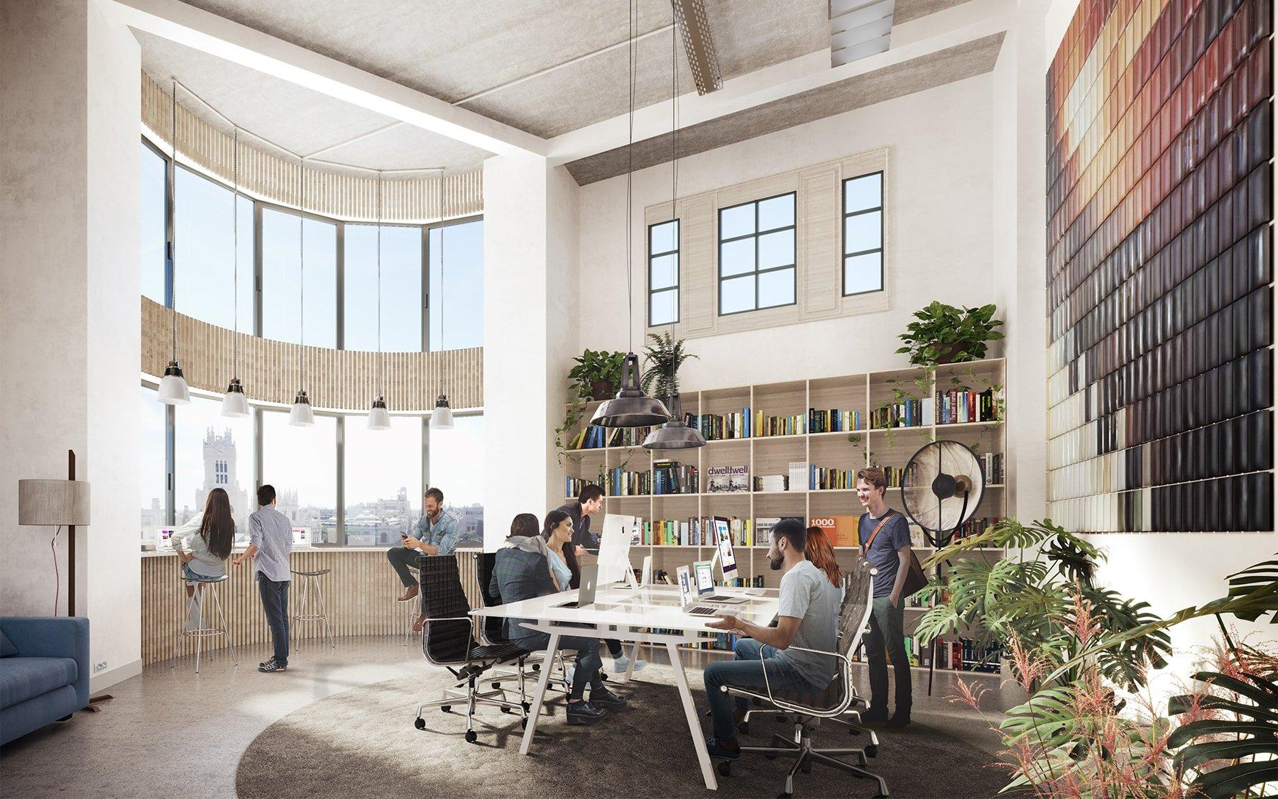 Elastiko-architects-Cloudworks-Alcala_Espacio-de-trabajo