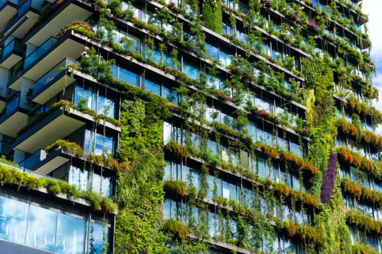 Descubre las claves de la arquitectura sostenible.