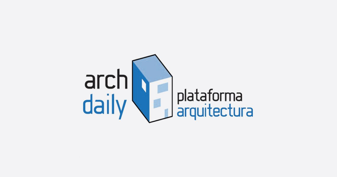 Logo plataforma de arquitectura Arch Daily.